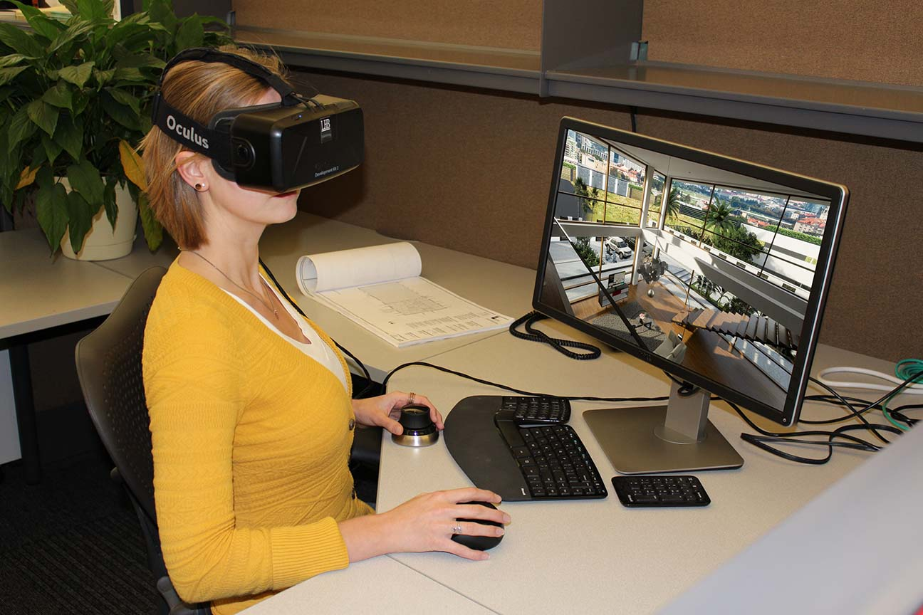 Best Practices – Using Virtual Reality for Project