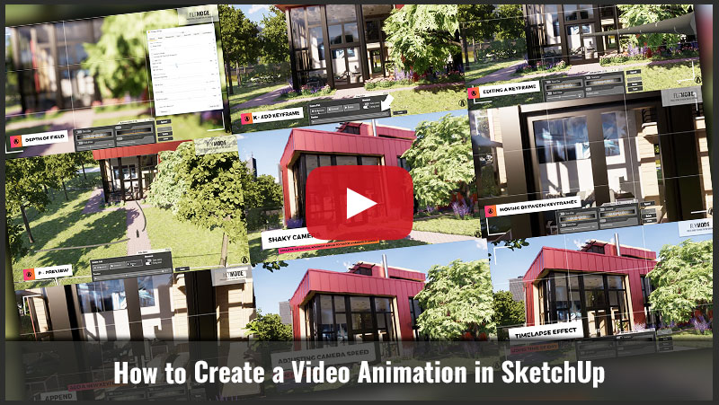 How to create a Video Animation - Architecture Inspirations
