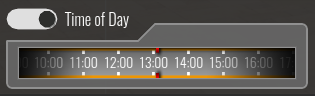 Enscape's Time of Day option