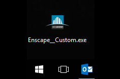 A customized Icon for the Standalone file