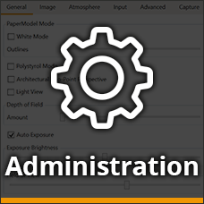 Administration Icon