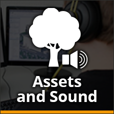 Assets and Sound Icon