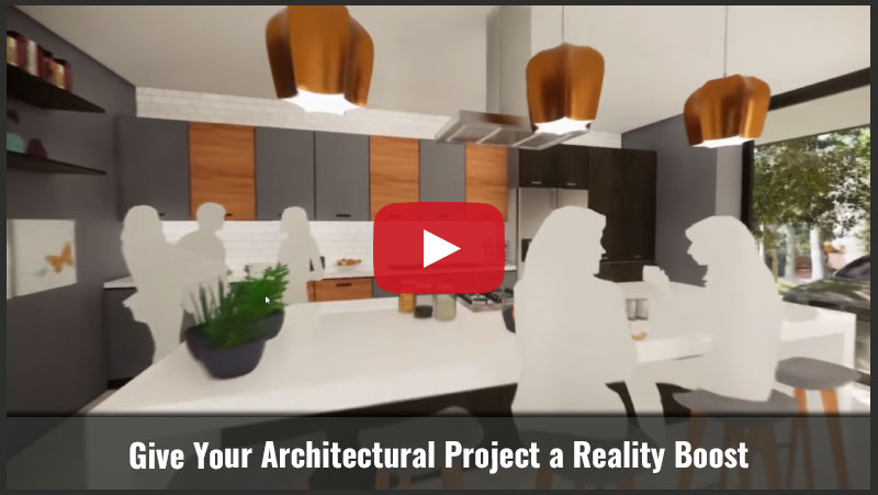 Reality Boost for your Architectural Project - Joseph Kim