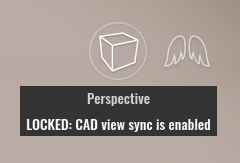 View Sync Mode Locked
