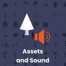 Assets and Sound