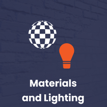 Materials and Lighting